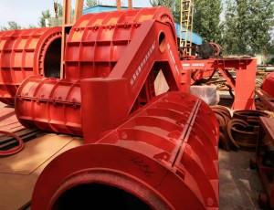 水泥制管设备之水泥管磨机的特点