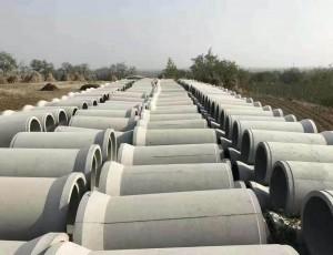 水泥管设备的防腐层材料结构应用技术